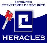 Logo marque serrure Heracles